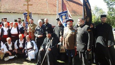 Крестный ход по Сербским землям 2015 (ч.2)