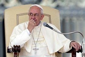 Россию готовят к визиту Римского Папы?!