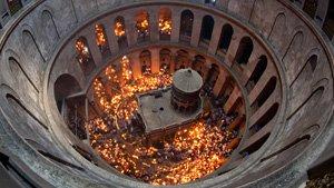 После празднования Пасхи начнется реставрация Кувуклии Гроба Господня