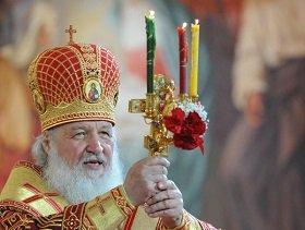 Пасхальное поздравление Святейшего Патриарха Кирилла еретическим и раскольническим сообществам: У ПРАВОСЛАВНЫХ ВЕЛИКИЙ ПОСТ…