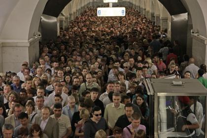 В московском метро начнут сканировать лица пассажиров