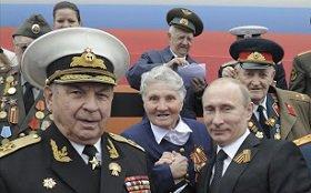 Мужество проявлять не на словах, а в действии: адмирал флота в отставке рассказал о залоге победы