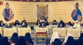 «Волчий» собор на Крите под охраной «Гарри Трумэна»