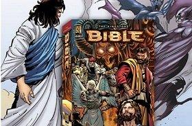 БИБЛИЮ ПРЕВРАТИЛИ В КОМИКС
