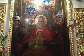 К столетию славного явления Державной иконы Божьей Матери в Царском селе Коломенском
