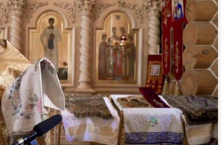 Царские святыни явлены народу! (Видео)