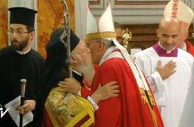 Экуменическая политика Варфоломея: Патриарх готов сопровождать папу на встрече с имамом