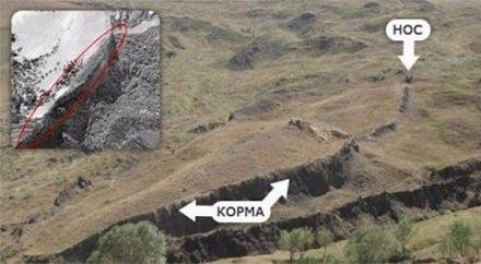 СМИ: Археологи нашли Ноев Ковчег (ФОТО)