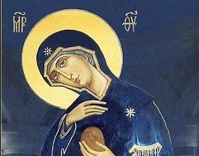 Иконы Афона: Светописанныи774; образ Божиеи774; Матери