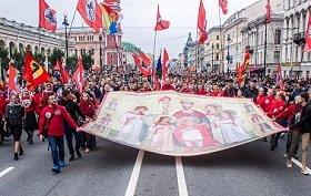 Этот праздник имеет глубокий символический смысл: О крестном ходе в Санкт-Петербурге