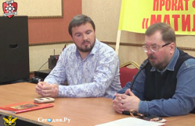 ТОРПЕДА ХАМА В РУССКИЙ НАРОД (Видео)