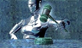 Российских судей заменят роботы?