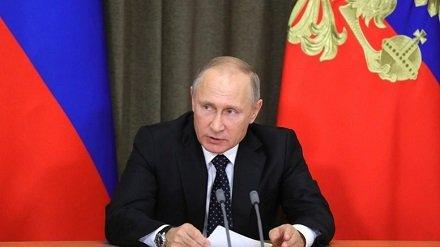 Защита своей страны — общая задача: Путин призвал россиян готовиться к войне