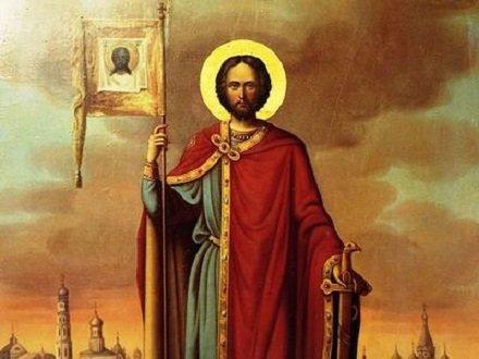 Митрополит Иоанн (Снычев): Слово в день памяти святого благоверного великого князя Александра Невского