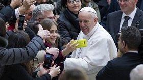 «Это плохой перевод»: Папа Франциск хочет поменять «Отче наш»