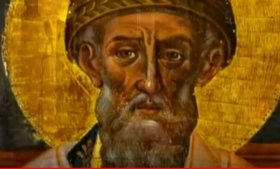 Святитель Спиридон Тримифунтский Чудотворец (Видео)