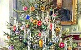 Рождество в Царской Семье