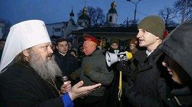 И. Друзь: Режим Порошенко натравил погромщиков на лавру