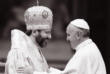Письмо папы – иезуита к главе украинских униатов как полное одобрение униатского погрома Украины