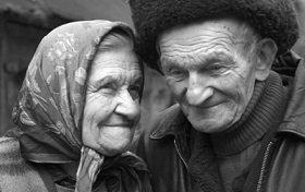 Как старик со старухой смерть встречали