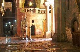 Храм Гроба Господня закрыт, несмотря на святые дни великого поста