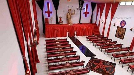 В планах «обольстителя мира» — уничтожить все Божественное творение: В Колумбии открыт храм поклонения Люциферу