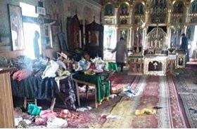 Тенденция осквернения храмов УПЦ в последнее время имеет систематический характер