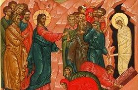 Святитель Лука (Войно–Ясенецкий): Слово в Лазареву субботу