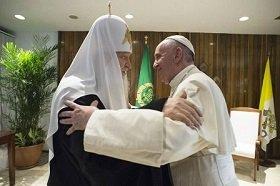 Для объединения с католиками нет никаких оснований