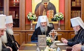 Обращение Священного Синода УПЦ (МП) к епископату, духовенству, монашествующим и мирянам по поводу инициатив по «предоставлению Томоса об автокефалии Православной Церкви в Украине»