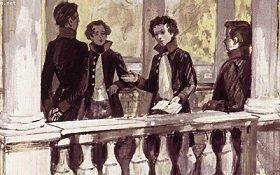 А ВПЕРЕДИ – И ЖИЗНЬ, И ВЕЧНОСТЬ: Александр Сергеевич Пушкин. Начало пути