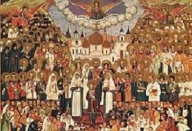 Архимандрит Кирилл (Павлов): Проповедь в Неделю Всех святых, в земле Российской просиявших