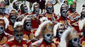 Мертвечины на Красной площади не будет: власти Москвы отменили «карнавал» мексиканских фанатов