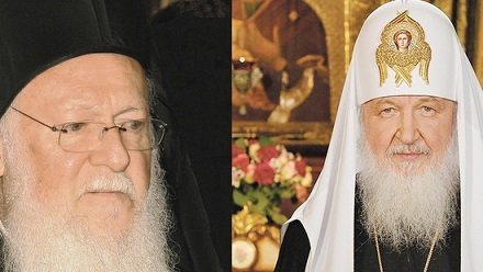Константинополь все же намерен отобрать Украину у Русской Церкви