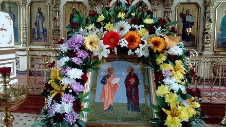 Митрополит Вениамин (Пушкарь): «Апостолы Петр и Павел — воплотившаяся в человеках Божественная любовь»