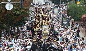 Давление безбожного режима Порошенко не сработало: в Крестном ходе УПЦ МП приняло участие 250 000 человек