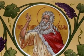 Пламенный проповедник веры: Слово в день памяти святого пророка Илии