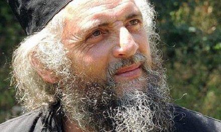 Завершил свой земной путь архимандрит Лазарь (Абашидзе)
