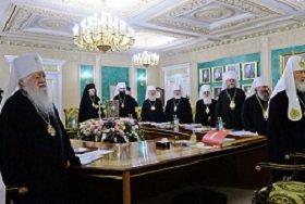 Священный Синод РПЦ: «Данные действия создают реальную угрозу единству всего мирового Православия»