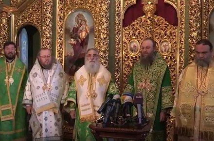 «РАЗРУШЕНИЕ ЕДИНСТВА ЦЕРКВИ ЕСТЬ СМЕРТНЫЙ ГРЕХ»: Главы канонических церквей поддержали РПЦ
