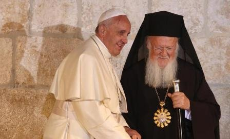 Варфоломей не раскольник, а сознательный враг Православия