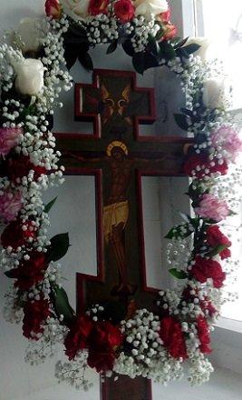Мы несём такой крест, какой способна поднять наша любовь