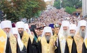 Епархии на Украине одна за другой заявляют о верности канонической УПЦ
