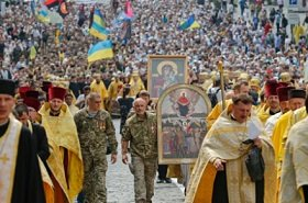 Судьба Православия на Украине зависит от России как православной державы