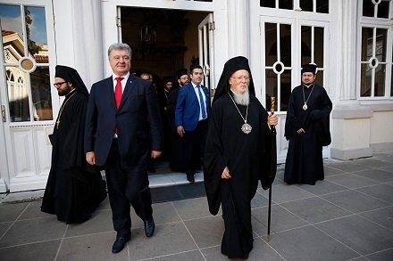 Полная зависимость от Фанара: Подробности устава, предложенного Украинской церкви