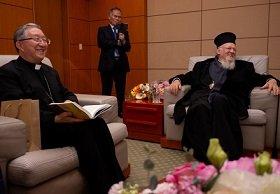 Апостол религии «всеобщего блага»: О визите Экуменического патриарха Варфоломея в Сеул