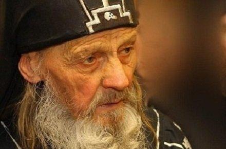 Пророчество старца Ионы о последствиях церковного раскола на Украине, о захвате храмов и гонении на УПЦ МП