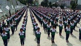 В Китае внедряют чипированную школьную форму
