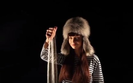Ксения Симонова: C Рождеством Христовым! (Видео)