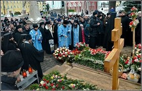 «Он в своей душе вмещал всех»: В Свято-Троицкой Сергиевой лавре молитвенно почтили память архимандрита Кирилла (Павлова)